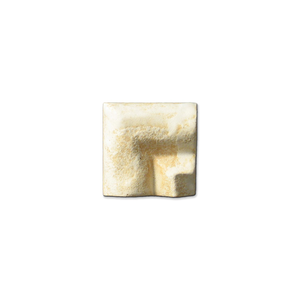 Combination Molding Corner 2x2 inch Primal White