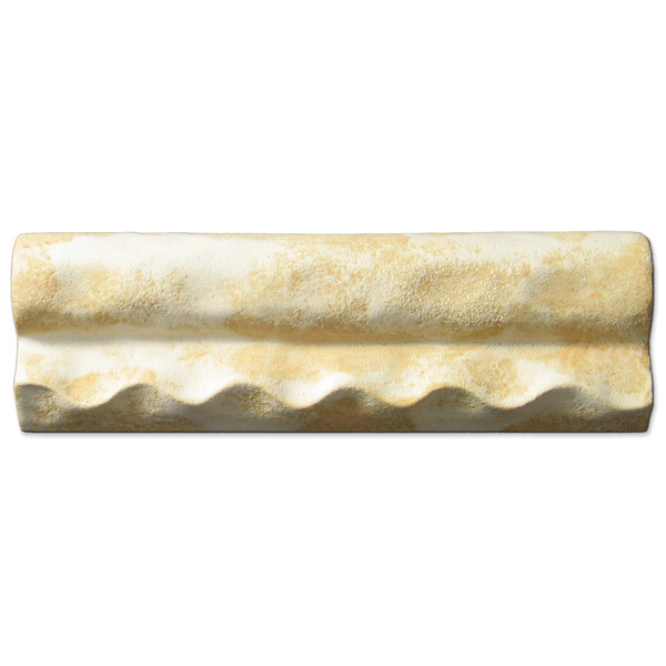 Combination Molding 2x6 inch Primal White