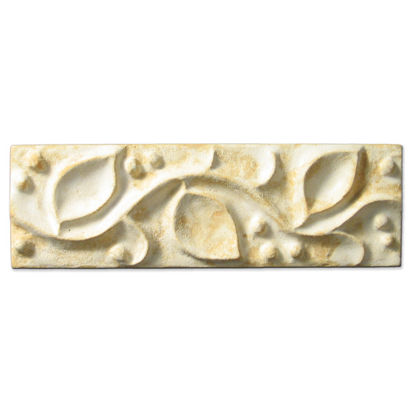 Meadow Vine 2x6 inch Primal White