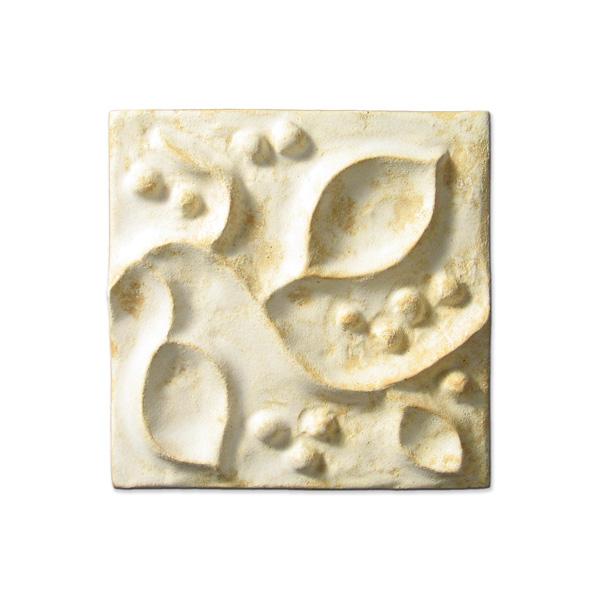 Meadow Vine 4x4 inch Primal White