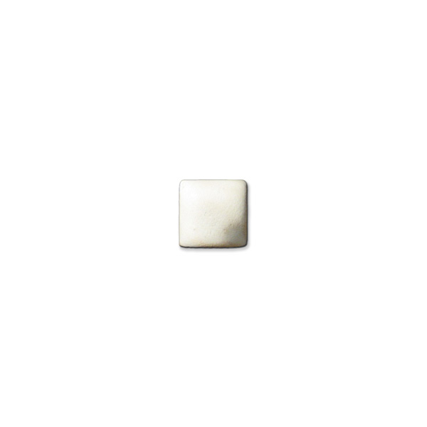 Rustic Half-Round Corner 1x1 inch Ancient White