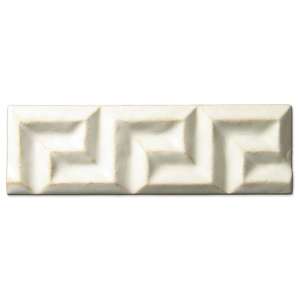 Shadow Key 2x6 inch Ancient White