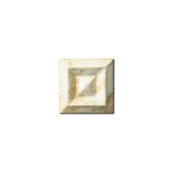 Shadow Square Corner 2x2 inch Primal White