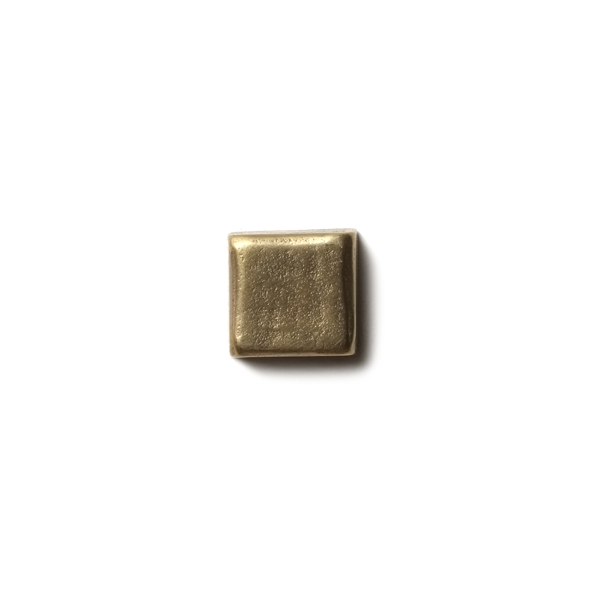 Mantra 0.63x0.63 inch accent tile  Traditional Bronze
