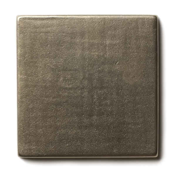 Mantra 2.5x2.5 inch accent tile  White Bronze