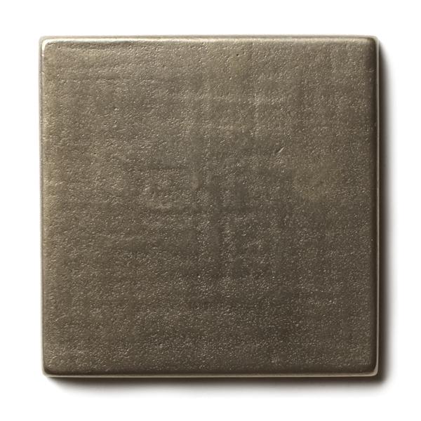 Mantra 2.5x2.5 inch accent tile  White Bronze