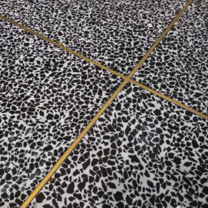 Bronzework-Studio-Hepburn-Brass-liner-Terrazzo-floor