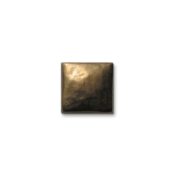 Cabochon 1x1 inch Traditional Bronze