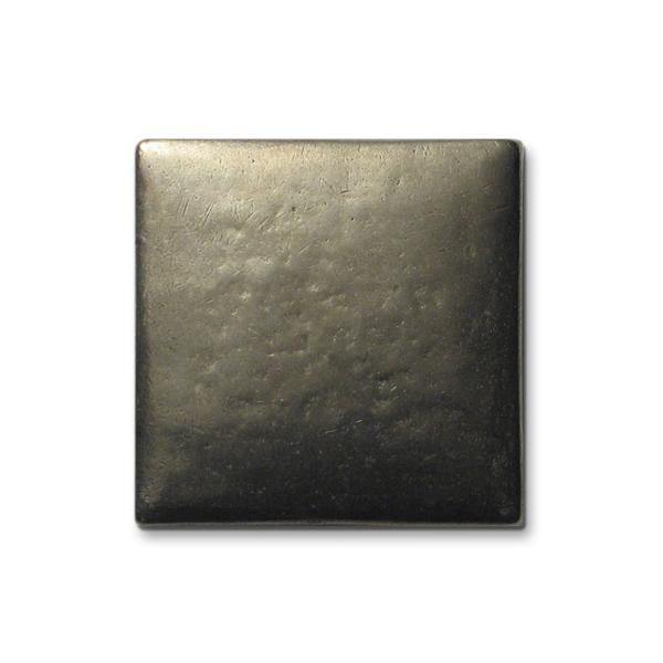 Cabochon 2x2 inch White Bronze