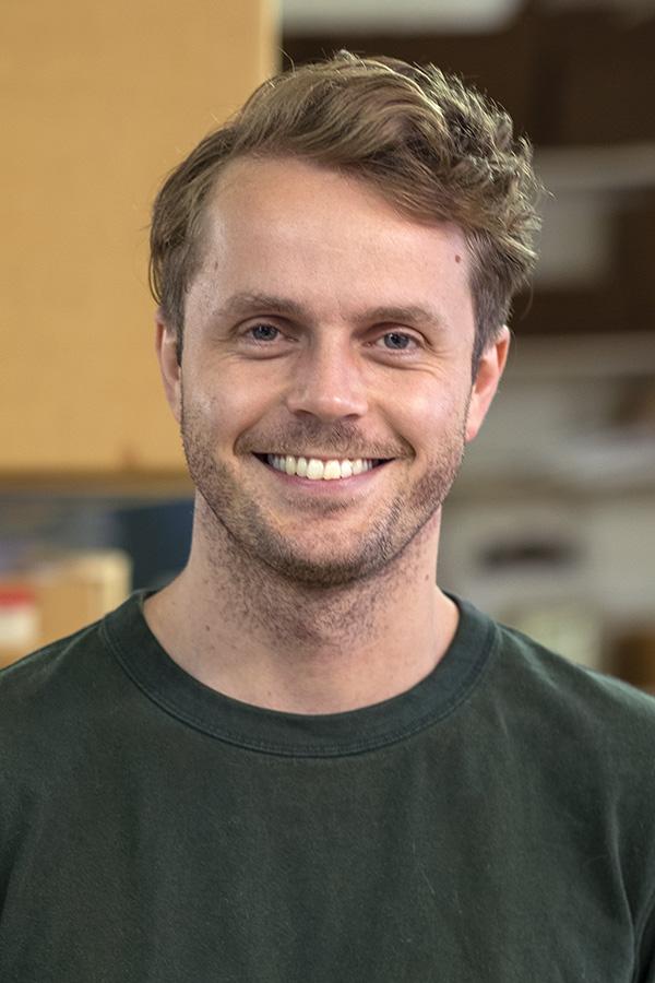 Larsen Husby, Studio Production Manager