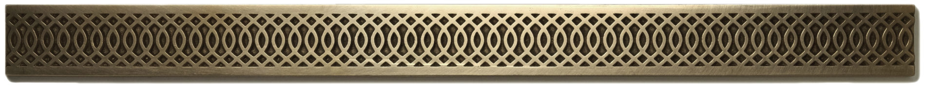 Octave   1x12 inch accent liner   Traditional Bronze