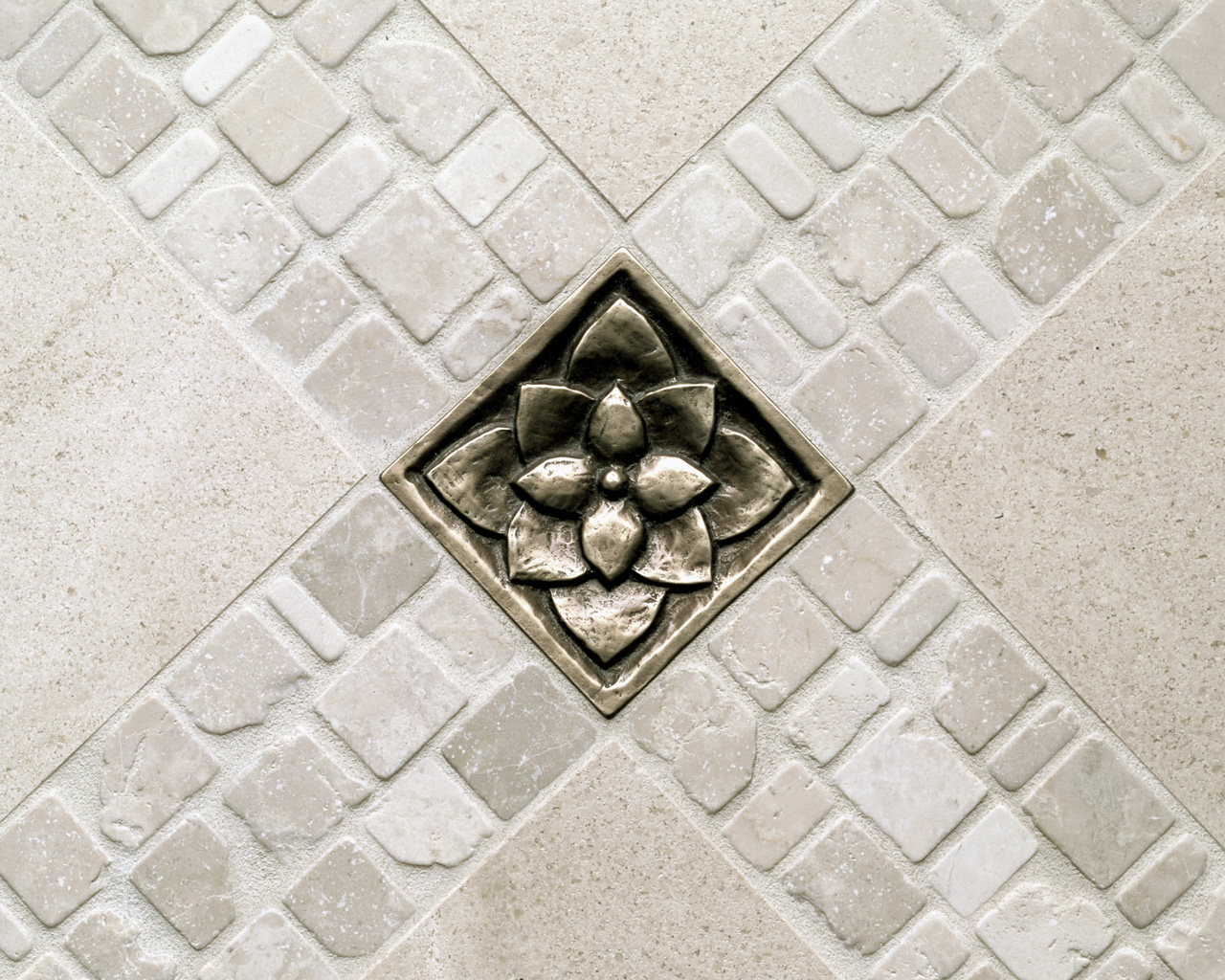 - Metal Accent Tiles - Foundry Art Lowitz & Company