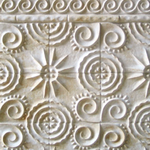 white ceramic tile decorative pattern design ideas wall